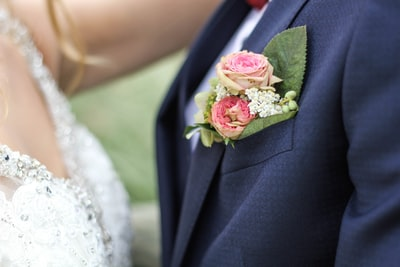 Why are some couples so happy about their wedding ceremony?